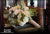 Gorgeous Wedding Flowers / http://www.randrphotography.com