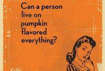 Pumpkin CRAZY! / by Kim Schutzkus