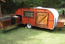 renovating vintage campers / by Sharon Lash