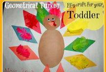 Toddler Thanksgiving / by Kim Schutzkus