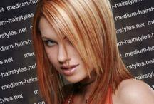 Love That Hair!! / by Aimee DelRose Gedvilas