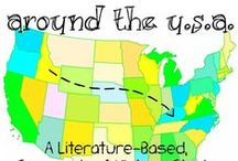 HS: Around the USA / by Our Journey Westward