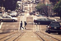 San Francisco / I have been to a fair share of cities, not as many as some maybe, but I liked San Francisco the best. / by Kim Schutzkus