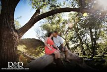 Summer Engagements / http://blog.randrphotography.com/