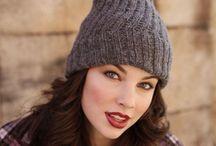 Knit/crochet hat patterns / by Aimee DelRose Gedvilas
