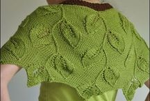 Knit/crochet shawl, capelet & wrap patterns / by Aimee DelRose Gedvilas