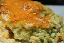 Casseroles / Yummy collection of casseroles