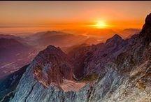 Berge & Schluchten