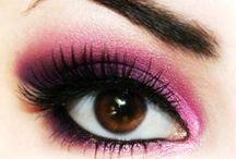 Sugar Plum / Makeup in the color Plum!