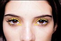 Wild Yellow / Yellow Makeup