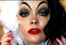 HALLOWEEN Makeup / Halloween makeup ideas.