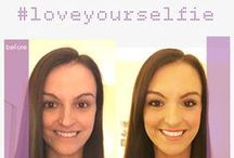 #loveyourselfie / Plum Perfect users share their selfies before/after makeup and what they love about themselves.  Post your before/after makeup selfies, tag us IG | plumperfectbeauty Twitter | plumperfect and tell us why you #loveyourselfie to be featured!