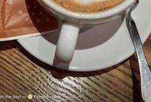 Coffee breaks worlwide☕️ / My coffee breaks on your...