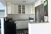 kitchen dreaming / DIY kitchen renovation and decoration ideas