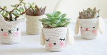 CROCHET (all kinds of patterns) / I am always looking for free patterns! When not, sorry ;)