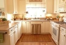 Kitchens / by Gena Hawkins