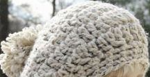 CROCHET ACCESSOIRES  patterns / for winter and summer!