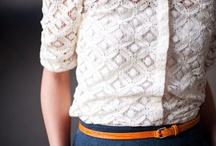 Fashion / Clothes I like.