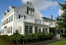 Inns, Hotels/Motels, Cottages for sale in Maine / My listings around the state / by Dana Moos