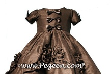 Black flower girl dresses / Black silk flower girl dresses, See more about flower girls, flower girl dresses and little girls flower girl dresses - Pegeen flower girl dresses, custom black flower girl dresses, couture silk flower girl dresses in black. Pegeen.com is a manufacturer of flower girl dresses & boys suits - Infants to Plus Size. 200+ colors in Silk. Headquartered in Orlando FL .. 1 mile from Disney!! 407.928.2377