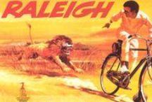 Vintage Bike Posters / by Wheelies.co.uk