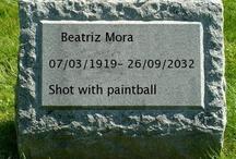 Dead or Alive? / by Beatriz Mora
