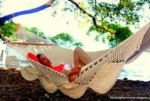 Products (Hammiocks) I Love / This is one comfortable hammock! / by Pedro Almanza