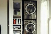laundry room daydreams / for when we get around to the addition.