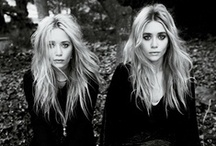 a twin photoshoot