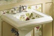 Bathrooms-Kitchens