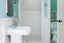 bathroom ideas / by Rita Cassidy