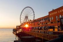 seattle<3 my new home / the art,beauty and life of seattle washington / by Rachel Hayes