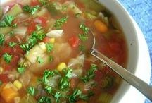soups / by Rita Cassidy