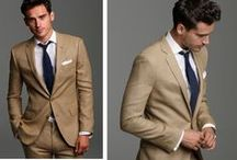 Ideas For Teddy / Great styling for our men on their day or honeymoon wardrobe, or first apartment!