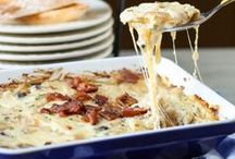 Finger Foods, Dips and Appetizers / Finger foods, dips, gooey cheeses, appetizers / by Dana Moos