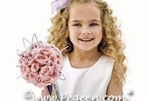Pegeen in the Press / Recent press appearances, blogs and magazines. Pegeen.com is a manufacturer of flower girl dresses & boys suits - Infants to Plus Size. 200+ colors in Silk. Headquartered in Orlando FL .. 1 mile from Disney!! 407.928.2377