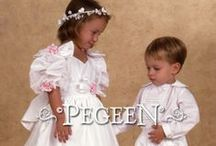 Outdoor Weddings / Beautiful wedding things and gowns for outdoor weddings! Pegeen.com is a manufacturer of flower girl dresses & boys suits - Infants to Plus Size. 200+ colors in Silk. Headquartered in Orlando FL .. 1 mile from Disney!! 407.928.2377
