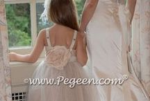 Gatsby Wedding of the Year / Flower Girl Dress ideas for Jeanie and Daniel's Wedding and named our 2015 Wedding of the Year. Pegeen.com is a manufacturer of flower girl dresses & boys suits - Infants to Plus Size. 200+ colors in Silk. Headquartered in Orlando FL .. 1 mile from Disney!! 407.928.2377