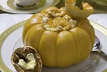 Pumpkins everywhere... it must be Fall! / A delicious selection of recipes using pumpkin to bring in the Fall season.  / by Restaurant Hospitality