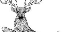 COLOURING PAGES for adults (kleurplaten) / nice, relaxing, colouring pages, all sorts of.. (mandala, animals, flowers etc.) Enjoy!