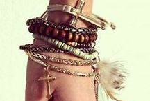 style: jewellery. / by Rebecca H