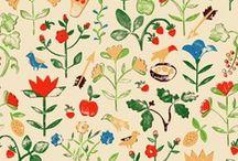 Print & Pattern / by Elizabeth Bruemmer