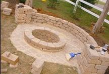 yard ideas / by Cathy Holden