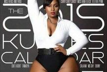 CURVY LOVE / Women displaying the curves that the good Lord gave them. He made us all perfectly.