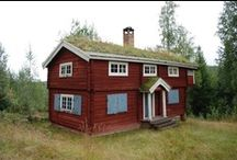 Swedish Country Homes / by Elizabeth Bruemmer