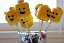 Lego Birthday Party / by Rebecca Hall