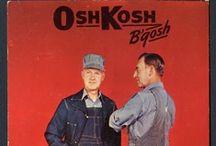 Vintage Oshkosh / by Elizabeth Bruemmer
