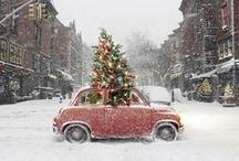 christmas: ho, ho, ho! / it's the most wonderful time of the year. / by Rebecca H