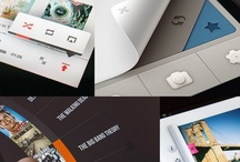 Inspiration on UX and UI design concept / an inspiration board for #uidesign and #conceptdesign. More concept.