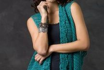 Crochet, Women's Clothing / by Peggy Annis